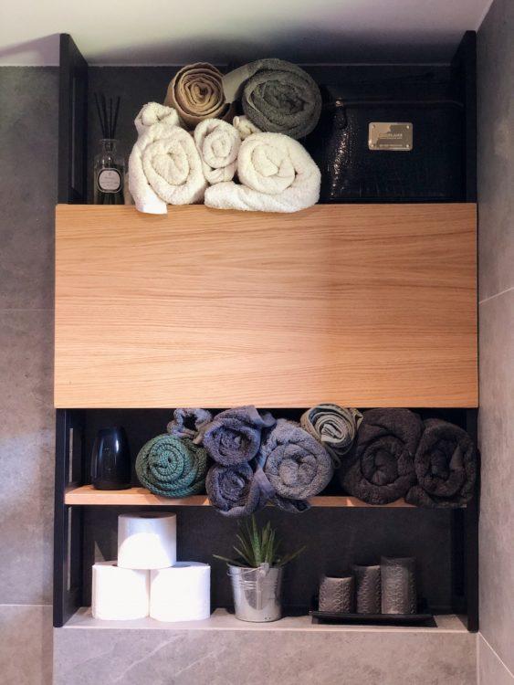 Bathroom Renovation Wood