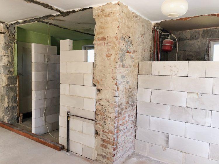 Destroying Bathroom Renovation