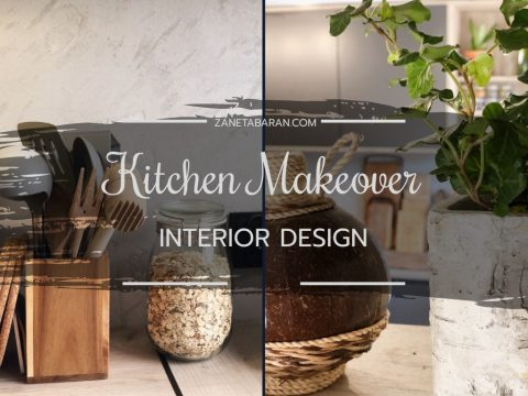 Kitchen Makeover – Interior Design