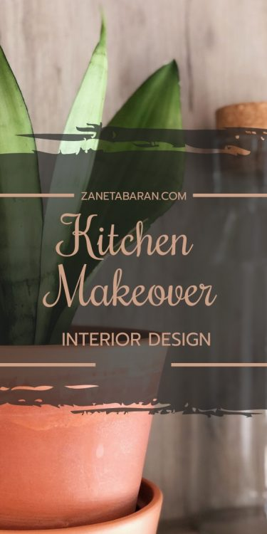 Kitchen Makeover Pin