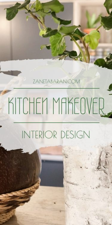 Kitchen Pin Makeover