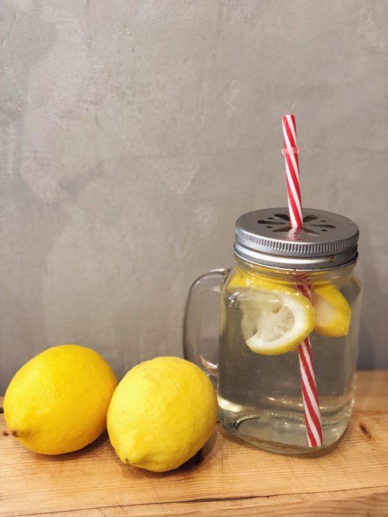 Lemon Water Human Performance Morning Routine