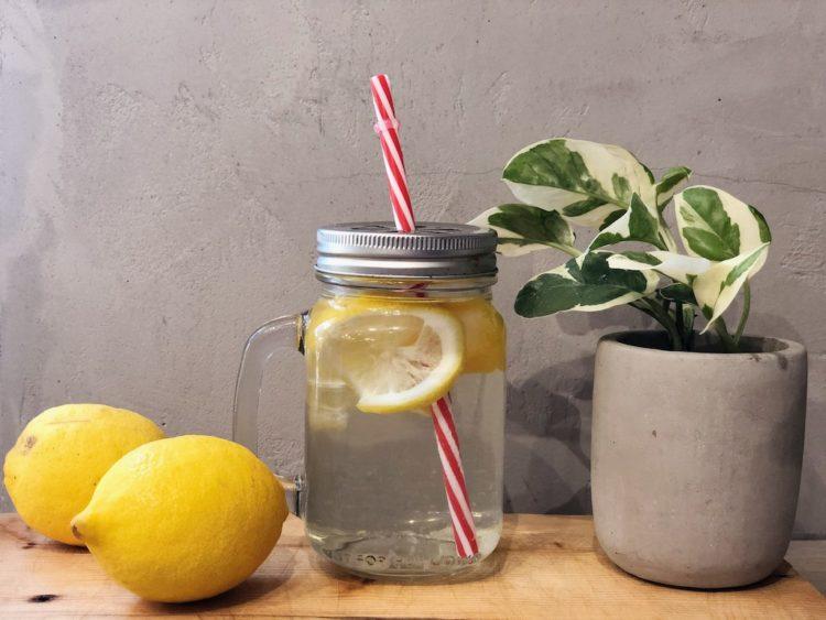 Lemon Water Human Performance Routine