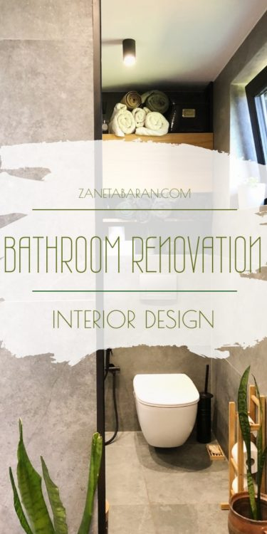 Pinterest Bathroom Renovation