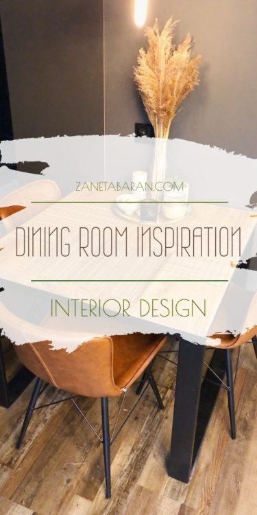 Pinterest Dining Room Inspiration - Interior Design