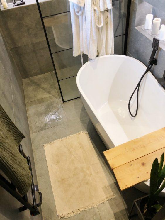 Renovation Bathroom Makeover Interior Design