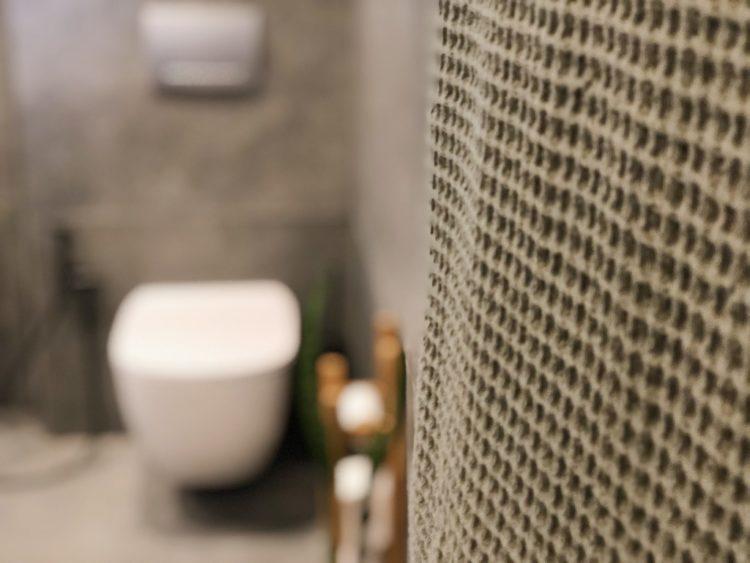 Towels Bathroom Renovation