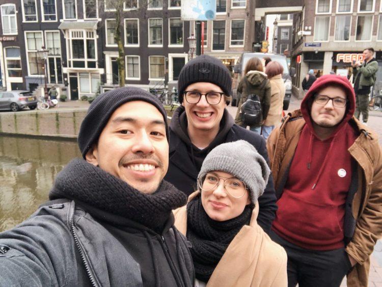 Amsterdam Family