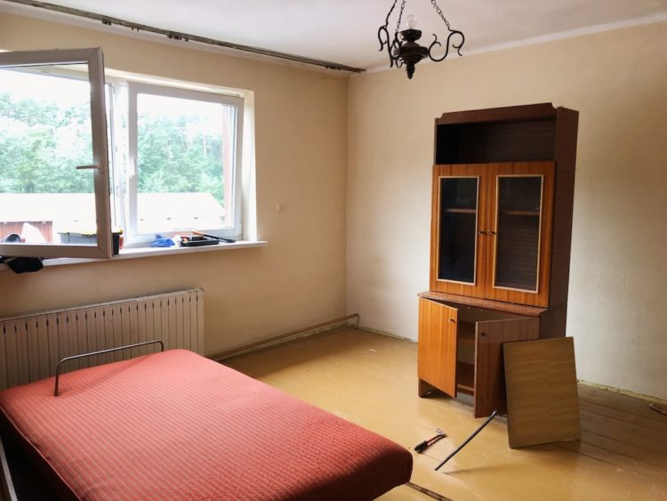 Bedroom Decor - Interior Design Before