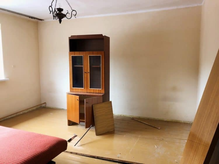 Before Bedroom Decor - Interior Design