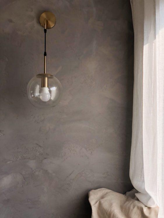 Concrete Bedroom Decor - Interior Design
