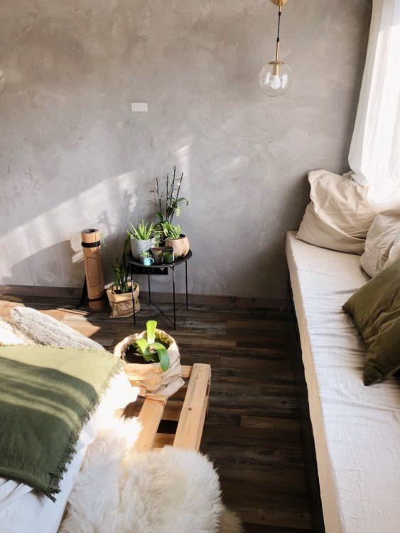 Side Bedroom Decor - Interior Design