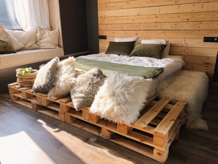 Sunset Bedroom Decor - Interior Design
