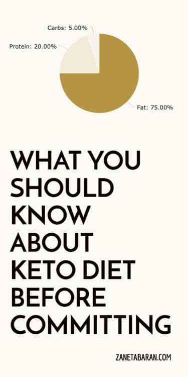 What You Should Know About Keto Diet Before Committing Pin