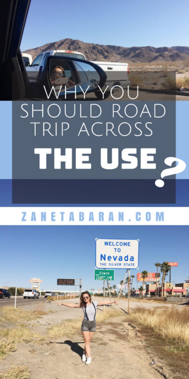 Pin Why You Should Road Trip Across The US?