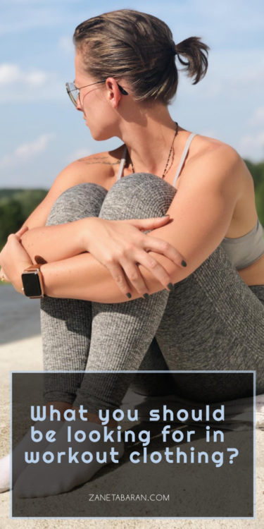 Pinterest What you should be looking for in workout clothing?