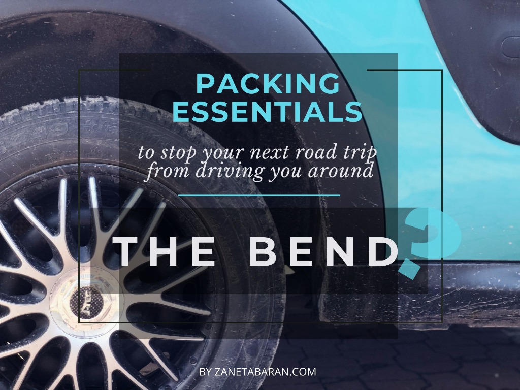Packing Essentials To Stop Your Next Road Trip From Driving You Around The Bend