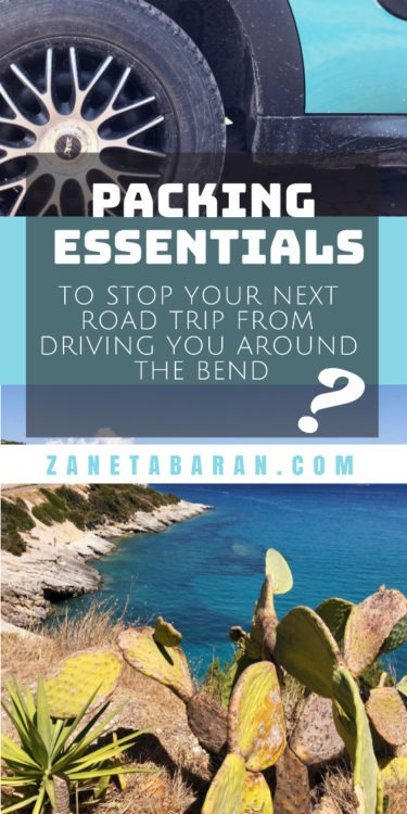 Pin Packing Essentials To Stop Your Next Road Trip From Driving You Around The Bend
