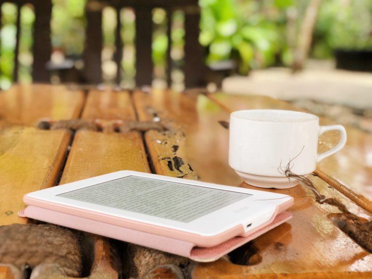 Coffee Kindle Farm Reading - Morning Routine - Human Performance